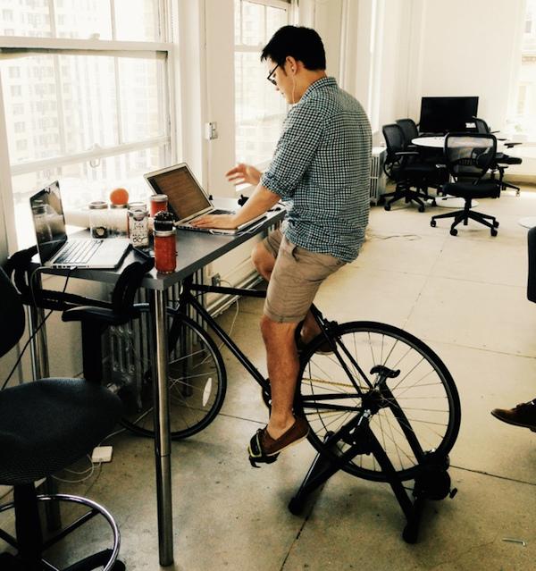 cycle desk
