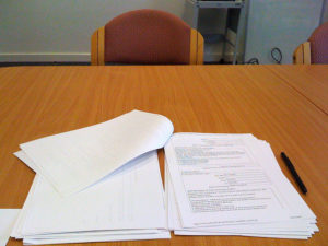 Interview panic question #4: Why is there a gap on your CV?