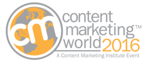 Content marketing trends for 2017 #cmworld