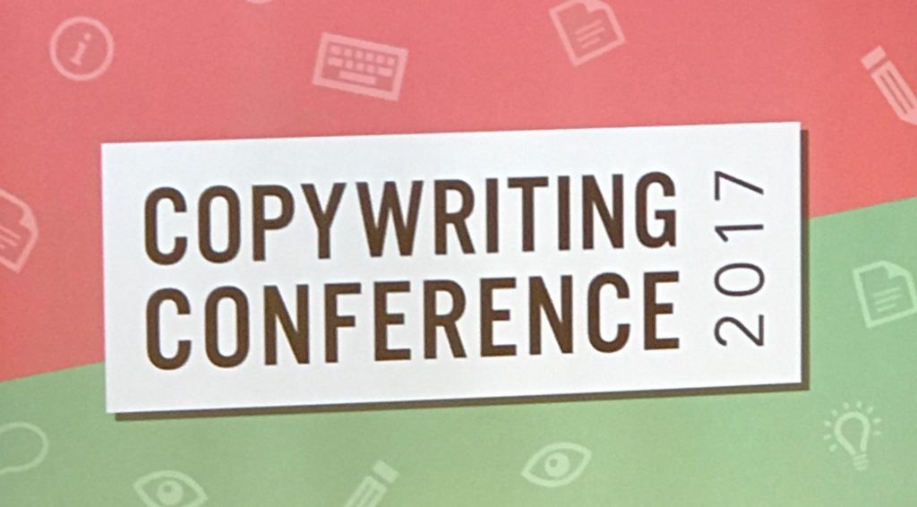 Learnings from Copywriting Conference 2017