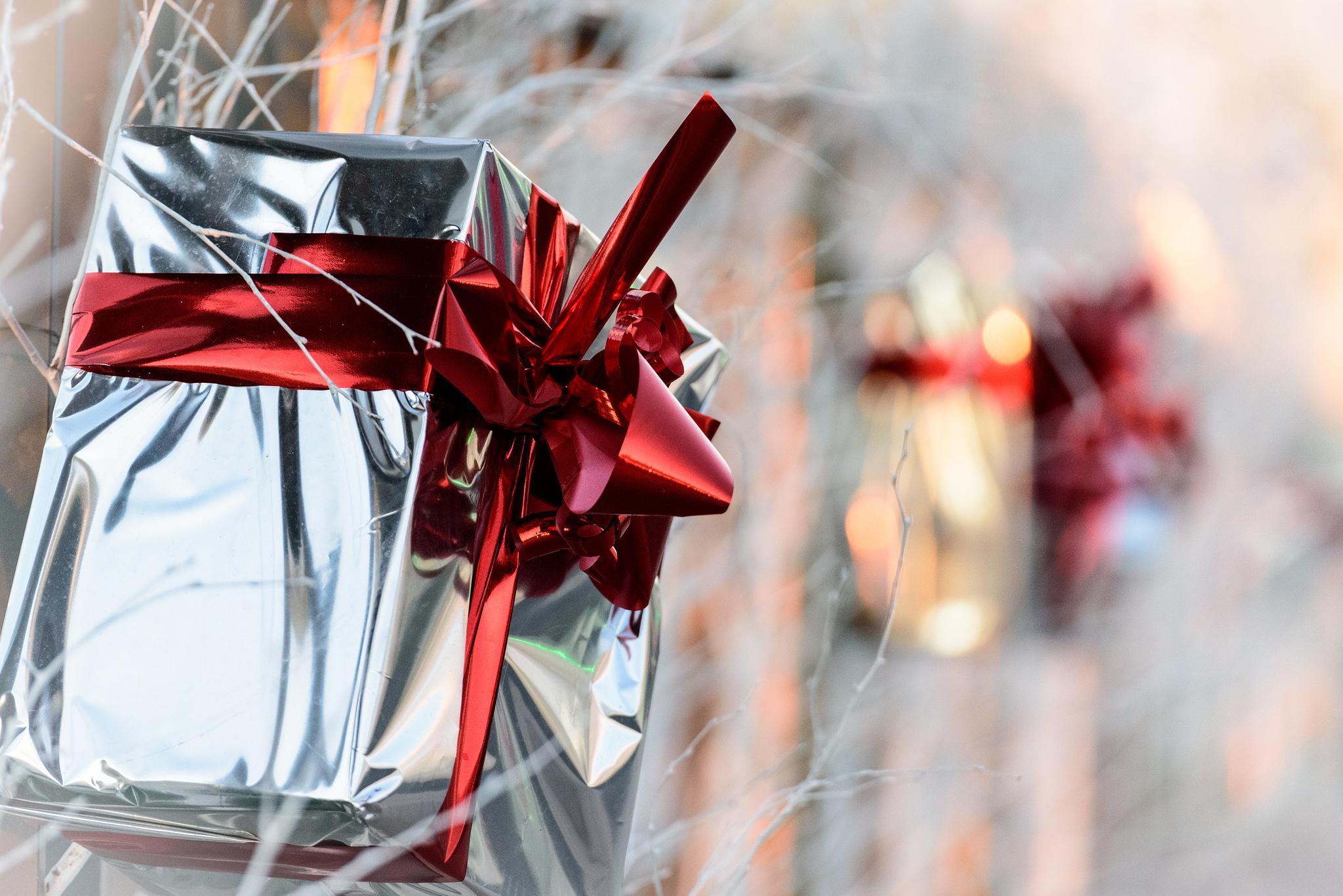 Christmas gift referral bonus